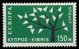 ZYPERN 1962 Nr 217 Postfrisch X9B037E - Unused Stamps