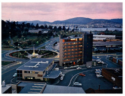 (U 1 A) Australia - TAS - Hobart Railway Roundabout & Bridge (HB64) - Hobart