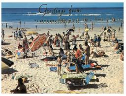 (U 1 A) Australia - ACT / NSW - Jervis Bay - Huskinson Beach (W57) - Canberra (ACT)