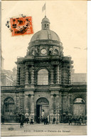 75006 PARIS - Palais Du Sénat - Fiacre, Agent De Police... - Paris (06)