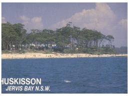 (U 1 A) Australia - ACT / NSW - Jervis Bay - Huskinson - Canberra (ACT)