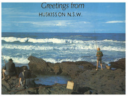 (U 1 A) Australia - ACT / NSW - Jervis Bay - Huskinson (Fisherman) W536A - Canberra (ACT)