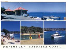 (U 1 A) Australia -  NSW - Merimbula (with Stamp) - Australië