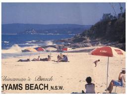(U 1 A) Australia -  NSW - Hyams & Chinaman's Wharf (with Xmas Stamp) - Australië
