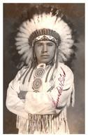 Indian  Chief Thunder Bird - America