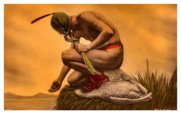 Indian Hunter , Dead Birds - America