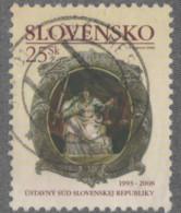 Slovakia - #538 - Used - Gebraucht