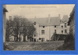 37 INDRE ET LOIRE - PAULMY Château Châtellier (voir Descriptif) - Andere Gemeenten