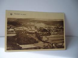 ROCHEFORT  (en Wallon : Rotchfoirt) BELGIUM BELGIQUE NAMUR VUE GENERALE CPA ERN THILL BRUXELLES - Rochefort
