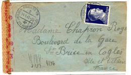 38782 - D'un S.T.O. à NURNBERG - Guerra De 1939-45