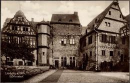CPA Limburg An Der Lahn In Hessen, Partie Am Schlosshof - Otros