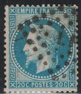 EMPIRE - N°29A - LOSANGE AMBULANT - LP . - 1849-1876: Classic Period