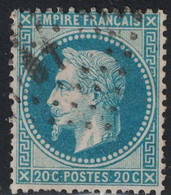 EMPIRE - N°29A - LOSANGE AMBULANT - BT . - 1849-1876: Classic Period