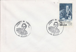 JOURNEE DU TIMBRE à BRIOUDE HAUTE LOIRE 191984 - Mechanical Postmarks (Advertisement)