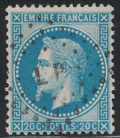 EMPIRE - N°29B - LOSANGE AMBULANT - LP. - 1849-1876: Classic Period