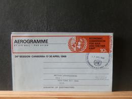 91/861 AEROGRAMME  AUSTRALIE - Aérogrammes