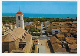 (RECTO / VERSO) GUARDAMAR DEL SEGURA EN 1975 - N° 14 - CENTRO URBANO - CALLE INGENIERO MIRA - CPSM GF VOYAGEE - Alicante