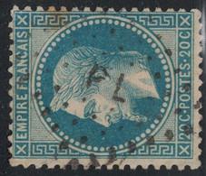 EMPIRE - N°29B - LOSANGE AMBULANT - PL. - 1849-1876: Classic Period