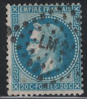 EMPIRE - N°29B - LOSANGE AMBULANT - LM2° - COTE 15€. - 1849-1876: Classic Period