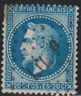 EMPIRE - N°29B - LOSANGE AMBULANT - LIL P . - 1849-1876: Classic Period