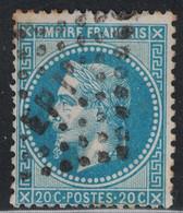 EMPIRE - N°29B - LOSANGE AMBULANT - EP1° - COTE AMBULANT 12€ . - 1849-1876: Classic Period