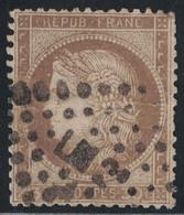 CERES - N°56 - LOSANGE AMBULANT - LM2°- PLI HORIZONTAL. - 1849-1876: Classic Period