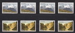 Cept 1986 Islande IJsland Yvertn° 4 X 601-02 *** MNH Cote 64 € - 1986