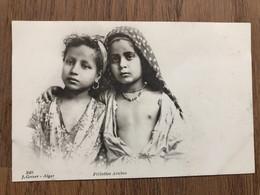 Algerie Geiser Fillettes Arabes - Mujeres