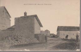 BOUCONVILLE VAUCLAIR - RUE DE CHERMIZY - Other Municipalities