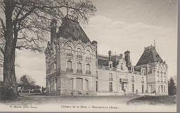 BOUCONVILLE VAUCLAIR - CHATEAU DE LA BOVE - Other Municipalities