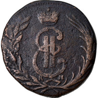 Monnaie, RUSSIA-SIBERIA, Kopeck, 1769, TTB, Cuivre, KM:3 - Russia