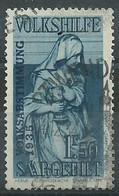 Sarre N° 192 Obl - Used Stamps
