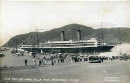 59957 Italia,cantiere Riva Trigoso,varo Della Nave Principessa Iolanda,launch Of The Ship - Piroscafi