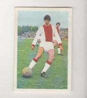 CRUYFF...CALCIO HOLLAND.....AJAX...OLANDA...MUNDIAL...SOCCER...WORLD CUP....FIFA....FOOTBALL - Trading Cards
