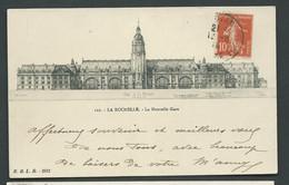 N°   111  - La Rochelle  - La Nouvelle Gare  Lam124 - La Rochelle