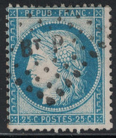 CERES - N°60 - LOSANGE AMBULANT - BtP. - 1849-1876: Classic Period