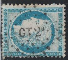 CERES - N°60 - LOSANGE AMBULANT - CT2°. - 1849-1876: Classic Period