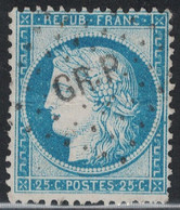 CERES - N°60 - LOSANGE AMBULANT - GRP. - 1849-1876: Classic Period
