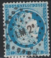 CERES - N°60 - LOSANGE AMBULANT - LM2°. - 1849-1876: Classic Period