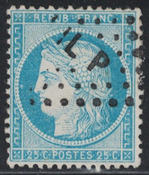CERES - N°60 - LOSANGE AMBULANT - LILP. - 1849-1876: Classic Period