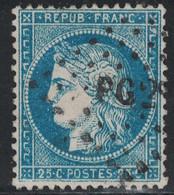 CERES - N°60 - LOSANGE AMBULANT - PC2°. - 1849-1876: Classic Period