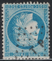 CERES - N°60 - LOSANGE AMBULANT - TP - COTE AMBULANT 23€. - 1849-1876: Classic Period