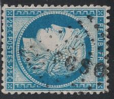 CERES - N°60 - LOSANGE DE GARE - PGSO - GARE DU SUD OUEST - COTE 23€ - ENTAILLE SUR LE HAUT DROIT. - 1849-1876: Periodo Classico
