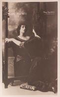 Cartolina - Cinema Muto - Attrice Alda Borelli - 1920 Ca. - Other