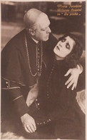 Cartolina - Cinema Muto - Attori Maria Jacobini E  Alfonso Cassini - 1920 Ca. - Sonstige