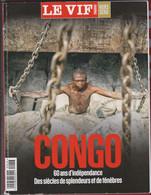 CONGO - Le Vif - 60 Ans D'Indépendance . 178 Pages - Other