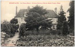 61 NONANT-le-PIN - Les Champs-Menais - Ancienne Résidence D'été Du Dernier Vicomte D'Essai - Altri Comuni
