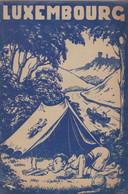 Luxembourg, Guide De 1947, De 27 Pages+ Carte. - Books, Magazines, Comics
