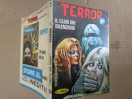 #  LOTTO FUMETTO VINTAGE TERROR BLU N 57/ 58 / 59 / 60 / 61 /62 /63 / 64/ 65 /66 - Premières éditions