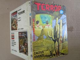 # LOTTO FUMETTO TERROR BLU N 41 /42 /43 / 44 / 45 / 47 / 49 / 50 / 54 /55 - Premières éditions